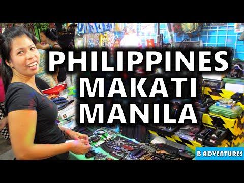 Philippines 2013, Episode 1 - Arriving in Makati Manila, The Clipper Hotel, BAGA Market, Nightlife