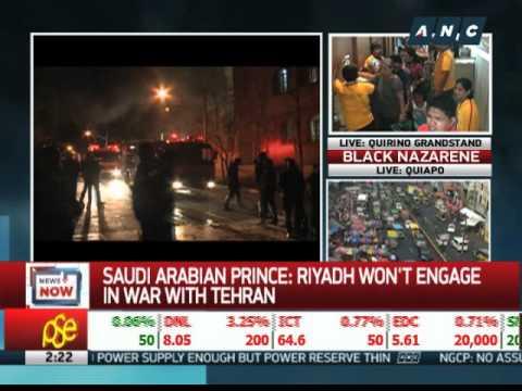 Saudi Arabian Prince: Riyadh won't engage in war with Tehran