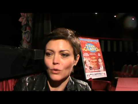 Musical, Vittoria Belvedere in My Fair Lady. L'intervista di Fattitaliani