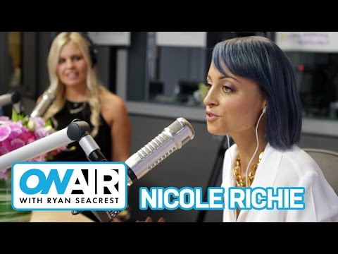 Nicole Richie's Amazing Tinder Advice | On Air with Ryan Seacrest