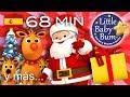 Villancicos  Canciones de Navidad  Y muchas mas canciones infantiles  ¡LittleBabyBum! -