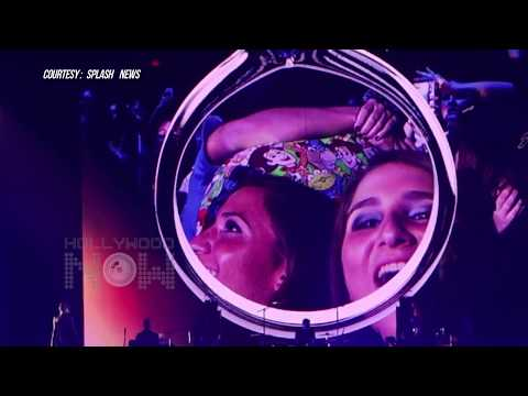 VIDEO Miley Cyrus Bangerz Tour NEW YORK CITY, Adore You And More