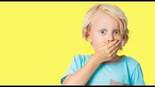 Children swear by a mat compilation