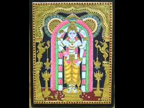 Sri Guruvayurappan Suprbhatam By P Leela video