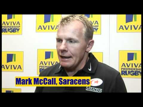 Saracens Aviva Premiership Rugby Season Preview 2011-12