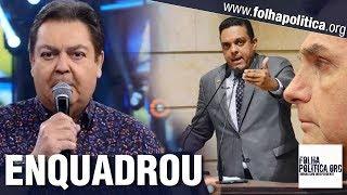 Otoni de Paula, deputado do partido de Bolsonaro, detona a Globo ao comentar fala de Faustão