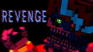 Revenge. [Collab] [Minecraft Animation]