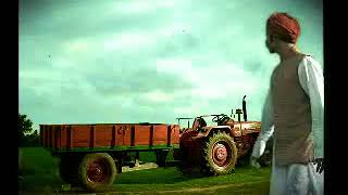 Mahindra Finance Tractor Loan Ad   Hindi