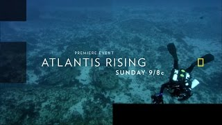 ATLANTIS RISING All trailers: James Cameron and Simcha Jacobovici together in a quest for Atlantis.