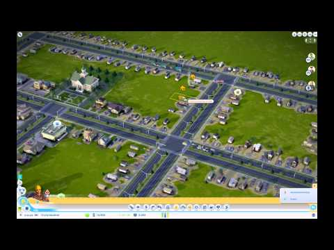 SimCity S1E2 - New People, Region and City