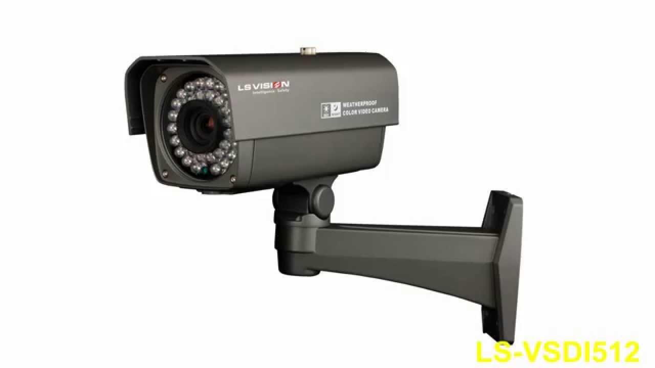 2 megapixel 1080P FULL HD SDI CCTV cameras Panasonic CMOS ...