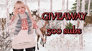 GIVEAWAY - 500 Subscribers (5 x 500 Lindens)