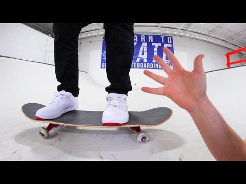 5 Easy Skate Tricks You Can Learn BEFORE AN OLLIE!