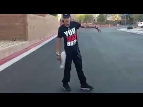 Ahlamalik Ledrue Williams Dancing Kendrick Lamar Swimming Pools Drank Youtube