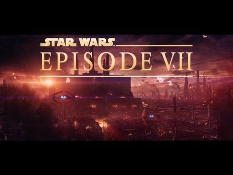 Star Wars Episode VII / Episode 7 Trailer - 2015 - Unofficial / Fanmade! - [HD]