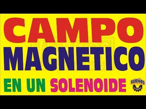 EL CAMPO MAGNETICO EN UN SOLENOIDE