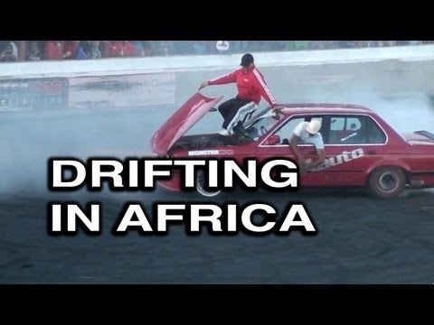 Behind the Smoke 2 - Ep 21 Africa Drift, Spinners & Lions - Daijiro Yo