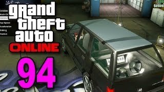 Grand Theft Auto 5 Multiplayer - Part 94 - Subwoofer SUV! (GTA Online Let's Play)