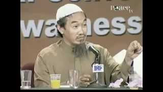 A Man in PeaceTV Asks a Challenging Question with Hussein Ye!