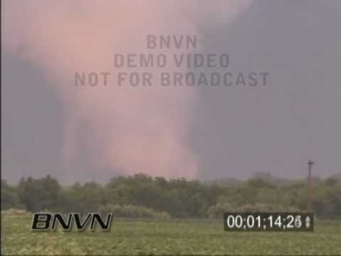 7/14/2003 Lake Crystal MN Tornado Video
