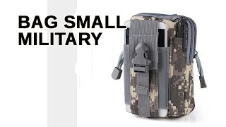 Tactical Small Bag Military