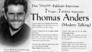 Thomas Anders - You Are My Life