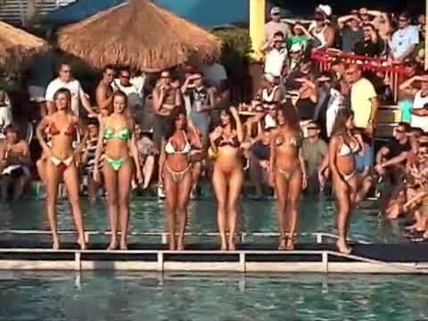 Girls Hot Body Contest Shooters Fort Lauderdale Bikini