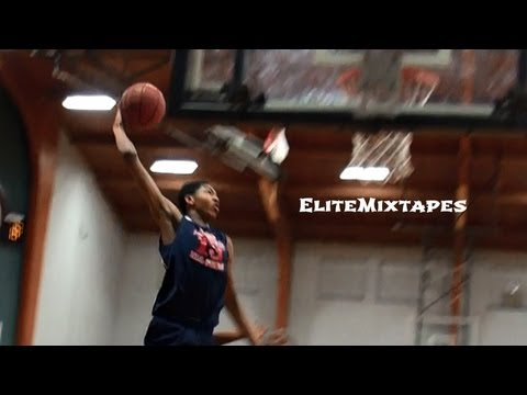 Brandon Ingram is the BEST 2015 Player in North Carolina!