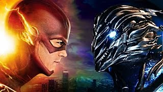 Flash Vs Savitar Trailer