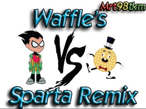 [ Example For My New Base ] Does Anybody Like Waffle's Sparta Remix ? video