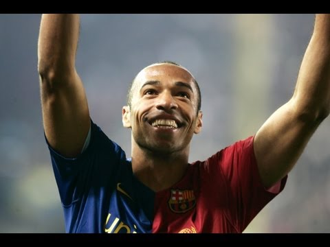 FC Barcelona - Bara Legends: Thierry Henry