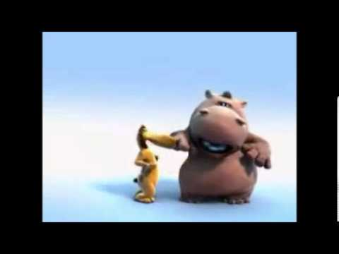 Happy Hippo Song Of Fame With Dog video