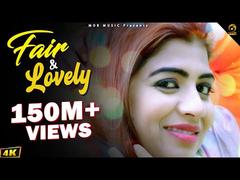Fair & Lovely || Raju Punjabi & Sonika Singh || New Haryanvi Latest D J Song 2017 || Mor Music