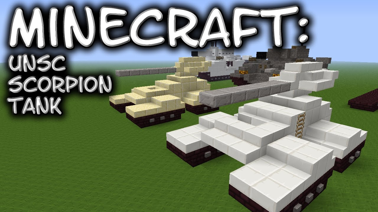 How To Build Army Stuff In Minecraft