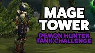 Vengeance Demon Hunter - Mage Tower Artifact Challenge Step by Step Guide