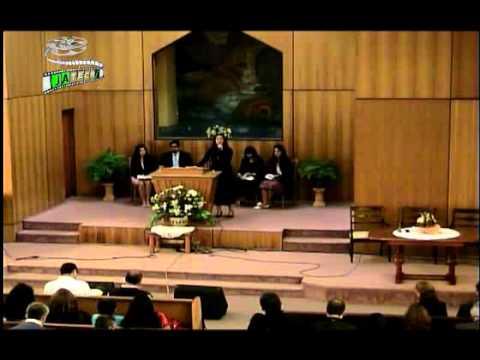 Culto Divino - 25 de Febrero 2012