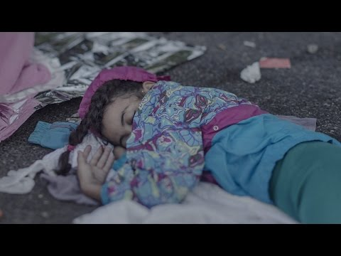 Where Young Syrian Refugees Sleep