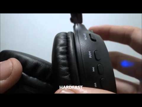 Fone Bluetooth Sem Fio Favix B560 Original Radio Fm Stereo Alta Qualidade Cartão Memória Viva Voz