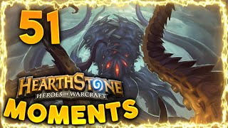 Hearthstone Daily Best Moments #51 | N'Zoth, the Corruptor