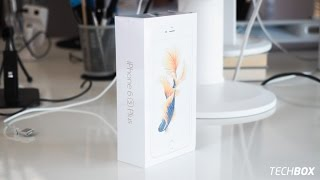 UNBOXING Apple iPhone 6S Plus