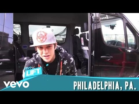 Austin's First Philly Cheese Steak (VEVO LIFT): Brought T...