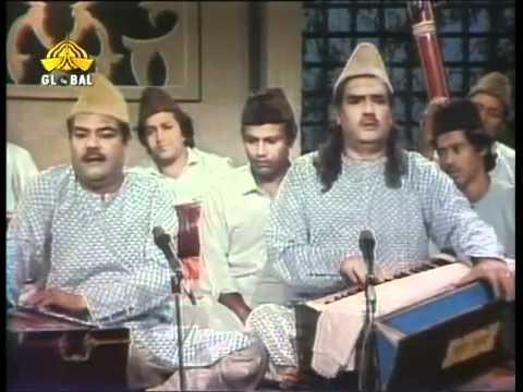 Ghulam Farid Sabri- Tajdar-e-haram video