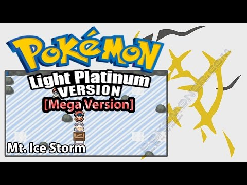 Mt. IceStorm - Mega Light Platinum