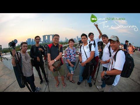 Yudhisa Putra - We Love Nature Team The Journey (Batam & Singapore)