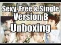 Super Junior - Sexy, Free & Single Version B Album Unboxing!