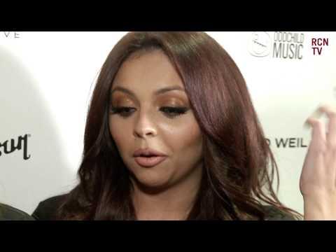 Little Mix Interview - The Brits 2015, Iggy Azalea & 1d Engagement video