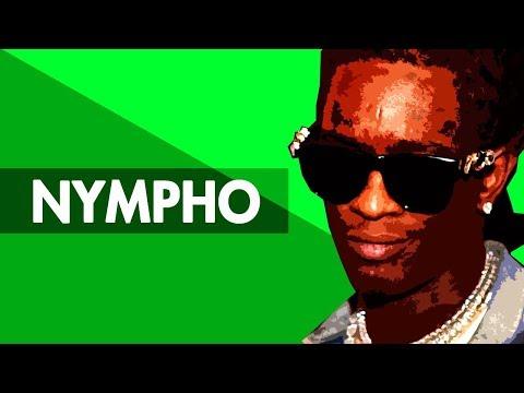 """NYMPHO"" Trap Beat Instrumental 2018 | Dope Hard Lit Rap Hiphop Freestyle Trap Type Beats | Free DL"