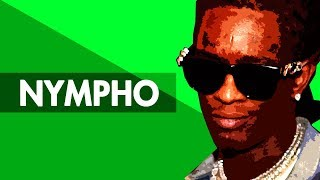 "Download Lagu ""NYMPHO"" Trap Beat Instrumental 2018 