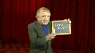 Twin Peaks - Man from another Place teaches how to speak in the Red Room