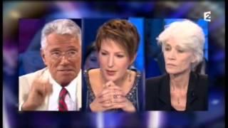 Françoise Hardy & Jean-Marie Perrier - On n'est pas couché 22 octobre 2011 #ONPC